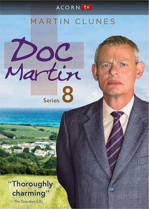 Doc Martin season 8 poster ITV channel