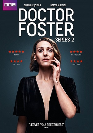 Doctor Foster season 2 poster BBC One channel