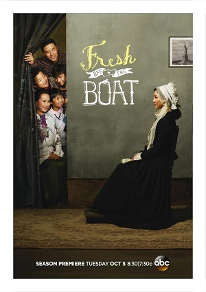 Fresh off the Boat season 4 poster ABC channel
