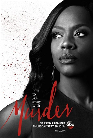 How to Get Away with Murder season 4 poster ABC channel