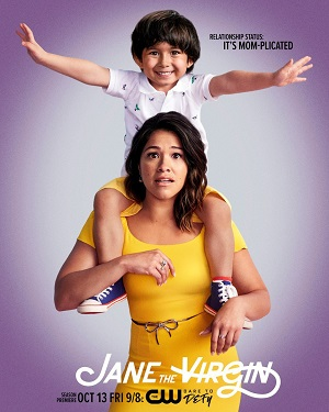 Jane the Virgin season 4 poster The CW channel