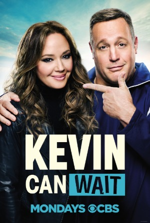 Kevin Can Wait season 2 poster CBS channel