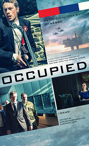 Occupied season 2 poster TV 2 Norge channel