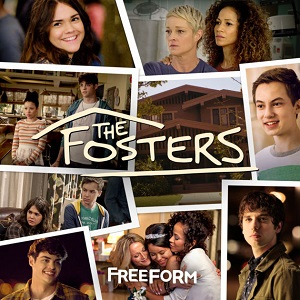 The Fosters season 5 poster Freeform channel