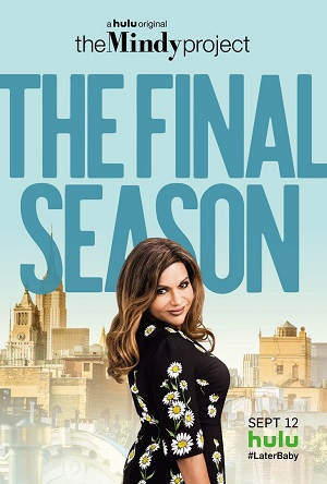 The Mindy Project season 6 poster Hulu channel