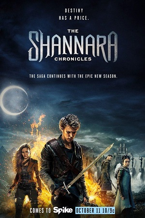 The Shannara Chronicles season 2 poster Spike channel