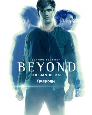 Beyond season 2 poster Freeform channel