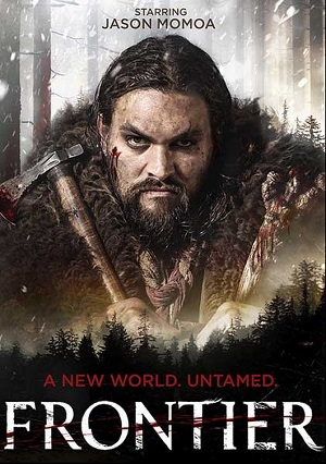 Frontier season 2 poster Discovery channel