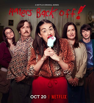 Haters Back Off season 2 key art Netflix channel