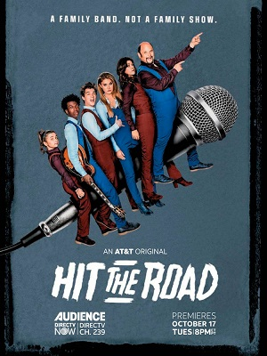 Hit the Road season 1 poster Audience Network channel