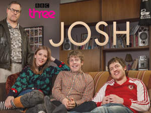 Josh season 3 BBC Three channel