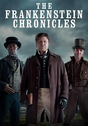 The Frankenstein Chronicles season 2 poster ITV channel