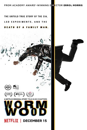 Wormwood season 1 key art Netflix channel