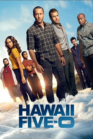 Hawaii Five-0 season 8 poster CBS channel