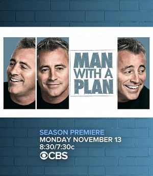 Man with a Plan season 2 poster CBS channel