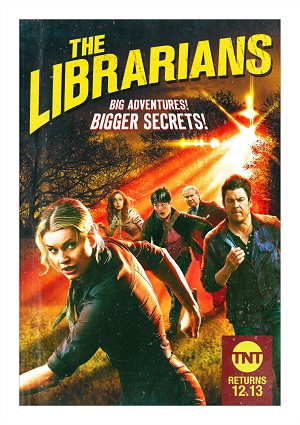 TV show The Librarians season 4 download (full episode 1, 2,...)
