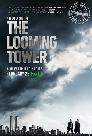 The Looming Tower season 1 poster Hulu channel