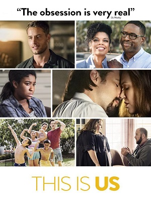 This is Us season 2 poster NBC channel