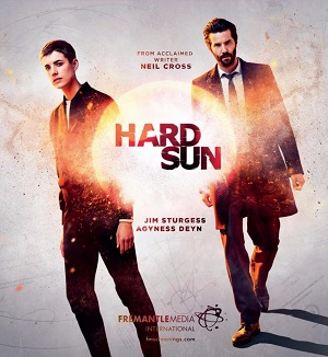 Hard Sun season 1 poster BBC One channel