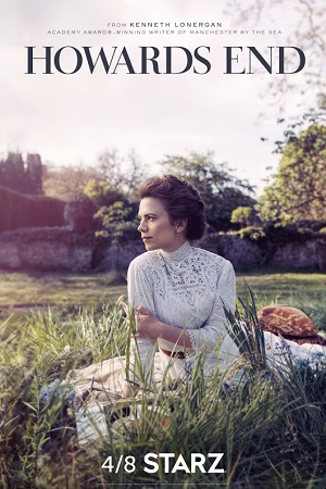 Howards End season 1 poster Starz channel