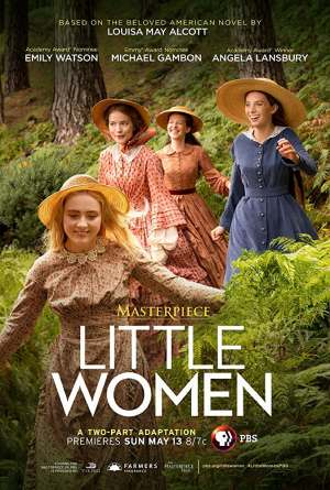Little Women season 1 poster BBC One channel