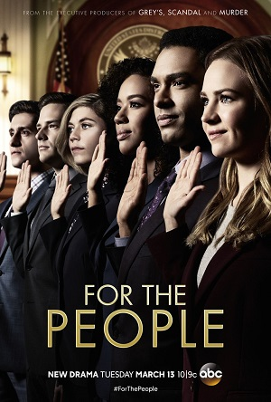 For the People season 1 ABC channel