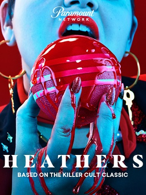 Heathers poster season 1 Paramount Network channel