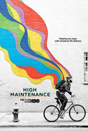 High Maintenance season 2 poster HBO channel