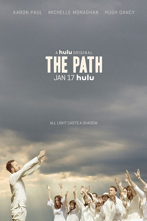 The Path season 3 poster Hulu channel