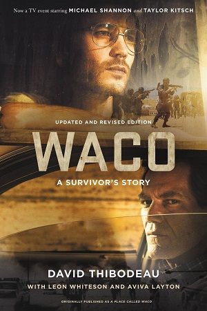 Waco season 1 poster Paramount Network channel