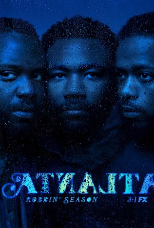 Atlanta season 2 poster FX channel