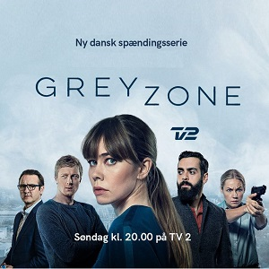 Greyzone season 1 poster TV 2 channel