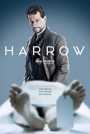 Harrow season 1 poster from ABC Australia channel