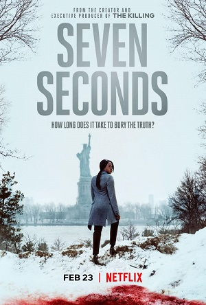 Seven Seconds season 1 poster Netflix channel