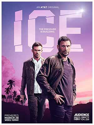 ICE season 2 poster Audience Network channel