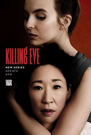 Killing Eve season 1 poster BBC America channel