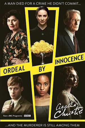 Ordeal By Innocence season 1 poster BBC Two channel