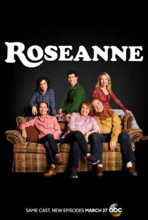 Roseanne season 1 poster ABC channel