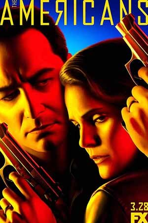 The Americans season 6 poster FX channel