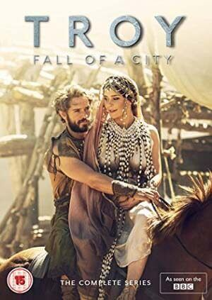 Troy Fall of a City season 1 poster NBC channel