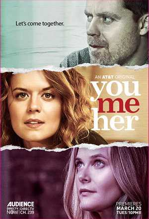 You Me Her season 3 poster Audience Network channel