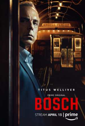 Bosch season 4 poster Amazon Prime channel
