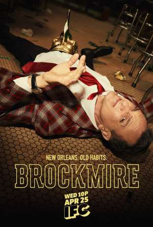 Brockmire season 2 poster IFC channel