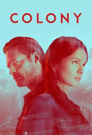 Colony season 3 poster USA Network channel