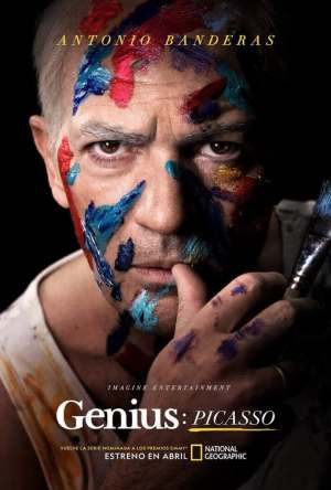 Genius Picasso season 2 poster National Geographic channel