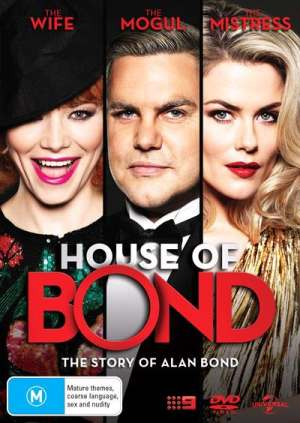 House of Bond season 1 poster Nine Network channel