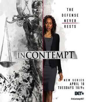 In Contempt season 1 poster BET channel