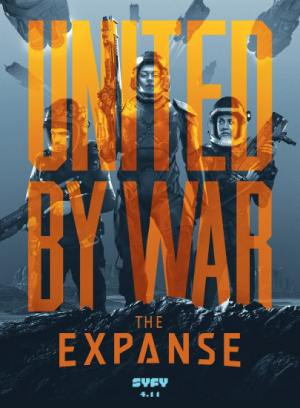 The Expanse season 3 poster SyFy channel