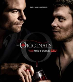 The Originals season 5 poster The CW channel