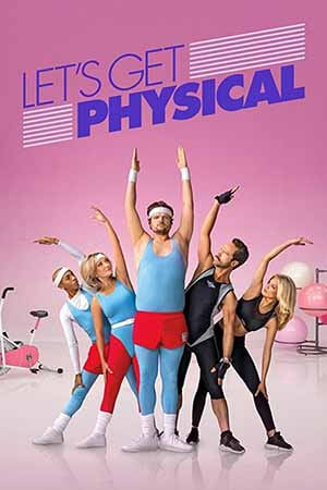 Let's Get Physical season 1 poster Pop TV channel